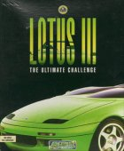 Caratula de Lotus III: The Ultimate Challenge para PC