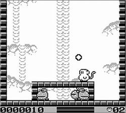 Pantallazo de Lucky Monkey para Game Boy