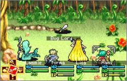 Pantallazo de Lufia: The Ruins of Lore para Game Boy Advance