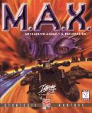 Caratula nº 51586 de M.A.X.: Mechanized Assault & Exploration (288 x 352)