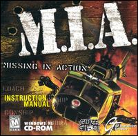 Caratula de M.I.A. [Jewel Case] para PC