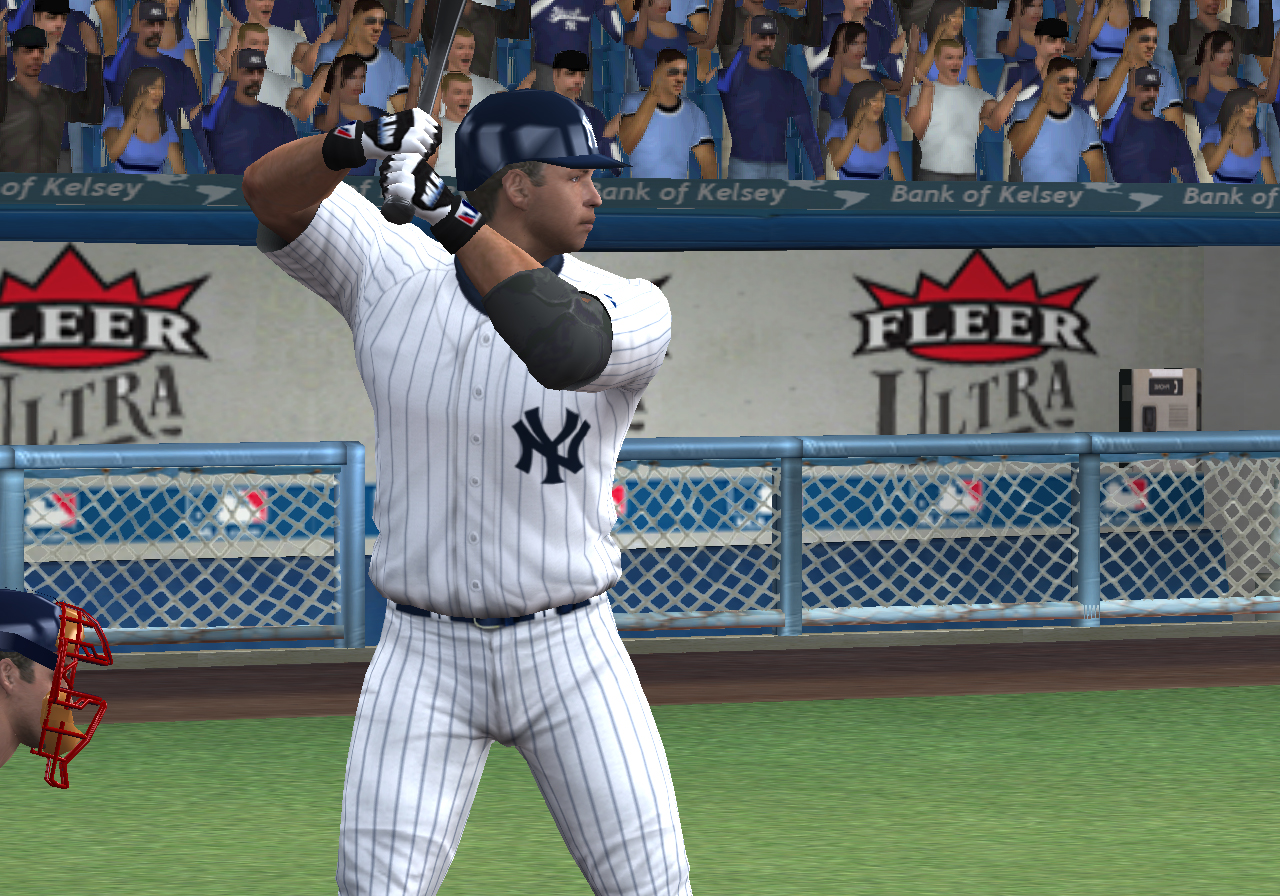 Pantallazo de MLB 08: The Show para PlayStation 2