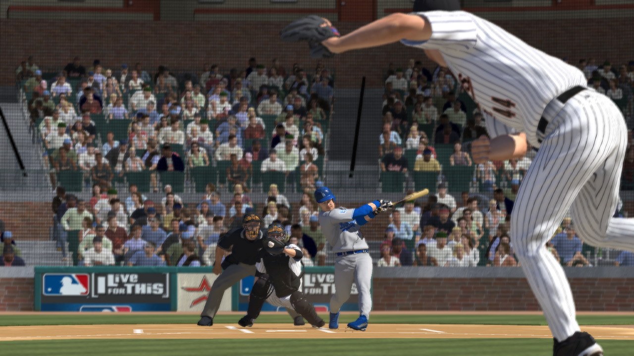 Pantallazo de MLB 08: The Show para PlayStation 3