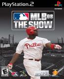 Caratula nº 118050 de MLB 08: The Show (640 x 906)