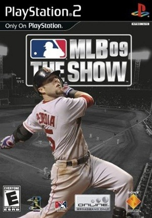 Caratula de MLB 09: The Show para PlayStation 2