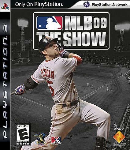 Caratula de MLB 09: The Show para PlayStation 3