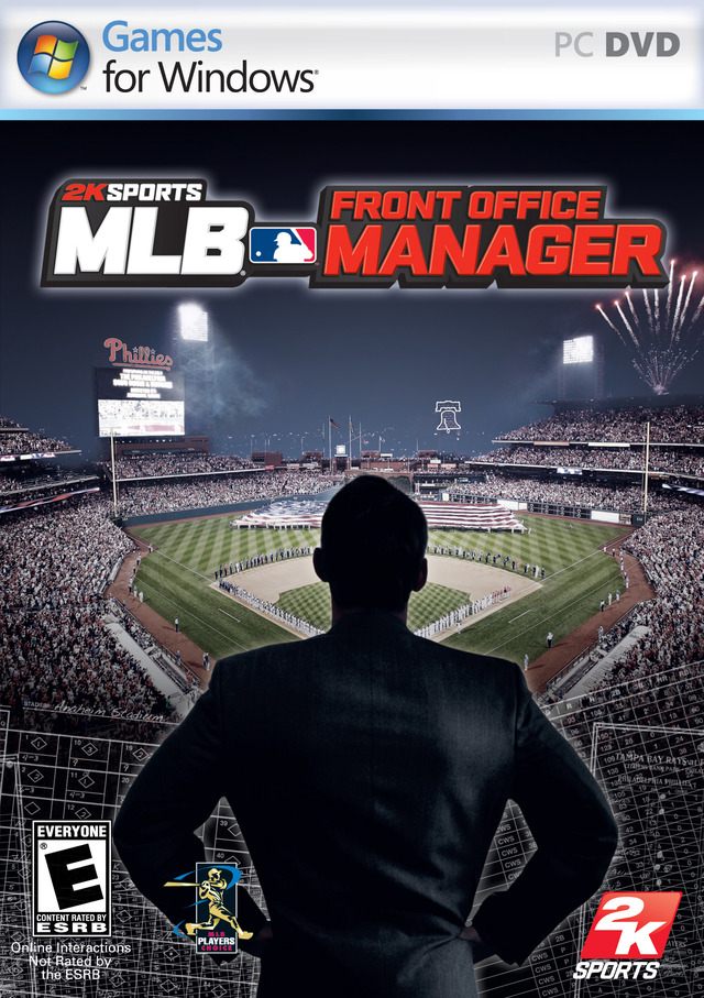 Caratula de MLB Front Office Manager para PC