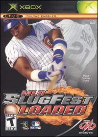 Caratula de MLB SlugFest: Loaded para Xbox