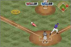 Pantallazo de MLB SlugFest 20-04 para Game Boy Advance