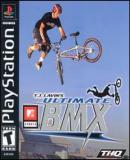 Carátula de MTV Sports: T.J. Lavin's Ultimate BMX