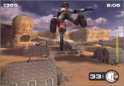 Pantallazo de MX Superfly Featuring Ricky Carmichael para PlayStation 2