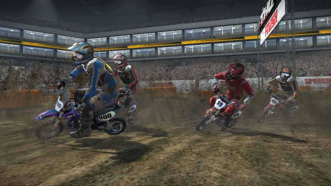 Pantallazo de MX vs. ATV Untamed para Xbox 360