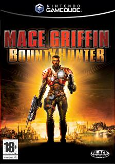 Caratula de Mace Griffin Bounty Hunter para GameCube