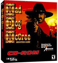 Caratula de Mad Dog McCree CD-ROM para PC