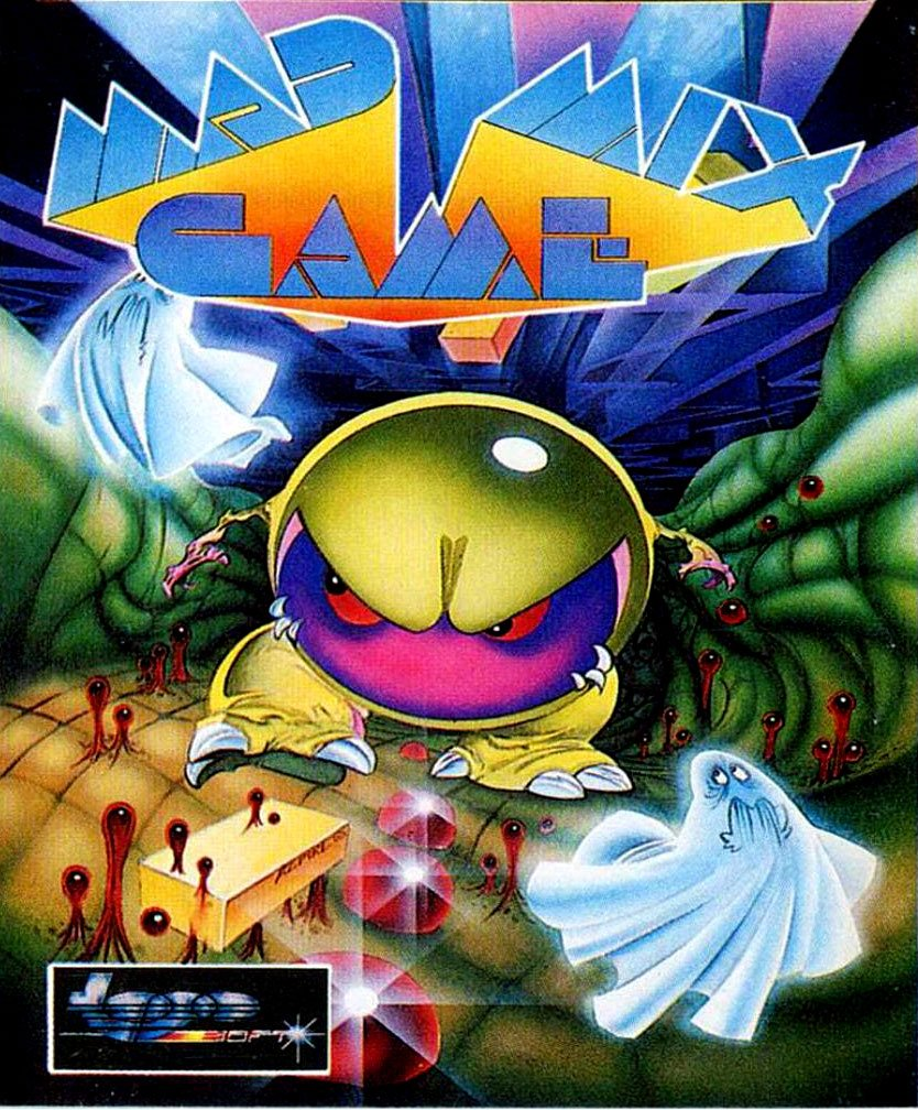 Caratula de Mad Mix Game para PC