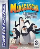 Carátula de Madagascar: Operation Pinguino