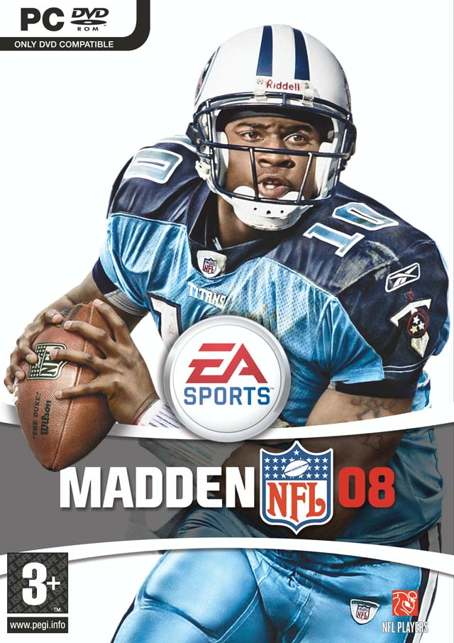 EA Sports Madden NFL 08 (PC)(FULL) – Español/Ingles + Serials