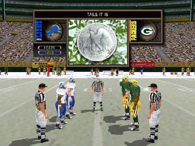 Pantallazo de Madden NFL 2000 [Jewel Case] para PC