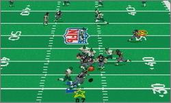 Pantallazo de Madden NFL 2004 para Game Boy Advance