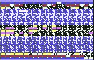 Pantallazo de Made in France 2 para Commodore 64