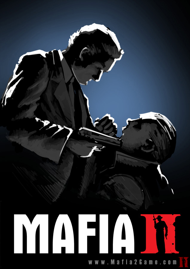 Gameart de Mafia 2 para PlayStation 3