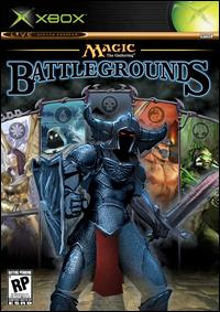 Caratula de Magic: The Gathering -- Battlegrounds para Xbox