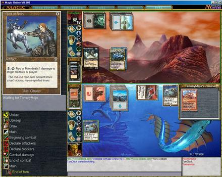 Pantallazo de Magic: The Gathering -- Online para PC