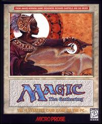 Caratula de Magic: The Gathering para PC