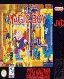 Caratula nº 96595 de Magic Boy (200 x 140)