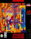 Caratula nº 140682 de Magic Boy (640 x 476)