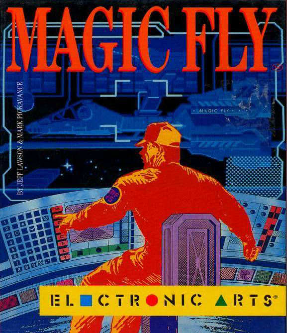 Caratula de Magic Fly para Atari ST