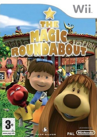 Caratula de Magic Rundabout, The para Wii
