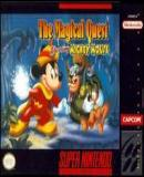 Carátula de Magical Quest starring Mickey Mouse, The