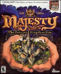 Caratula de Majesty: Gold Edition para PC
