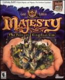 Caratula nº 58870 de Majesty: Gold Edition (200 x 241)