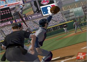 Pantallazo de Major League Baseball 2K6 para GameCube