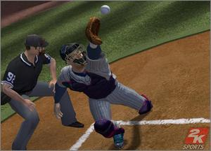 Pantallazo de Major League Baseball 2K6 para Xbox