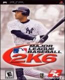 Carátula de Major League Baseball 2K6