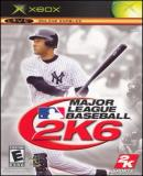 Caratula nº 107197 de Major League Baseball 2K6 (200 x 280)