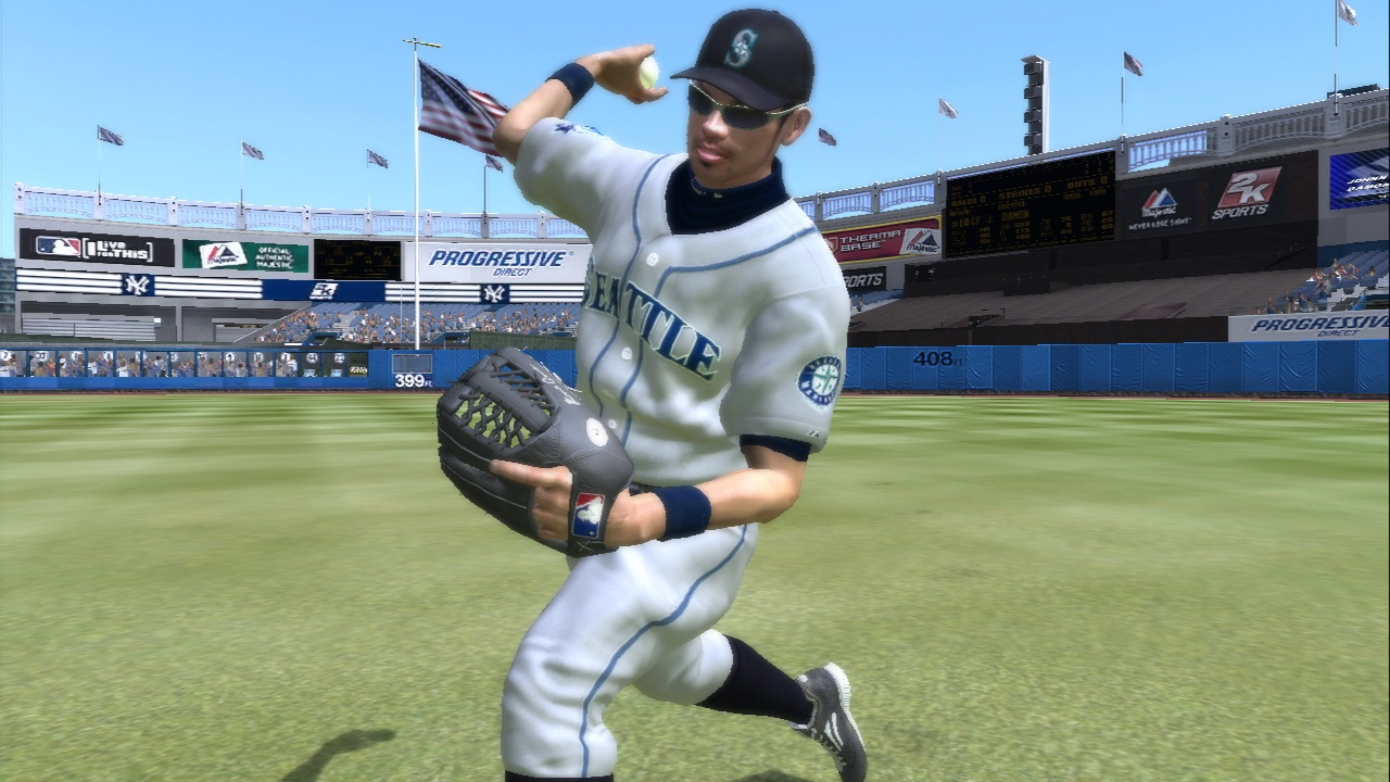 Pantallazo de Major League Baseball 2K7 para PlayStation 3