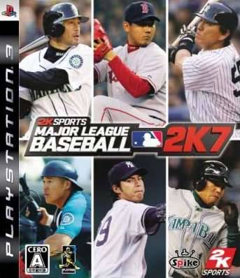Caratula de Major League Baseball 2K7 para PlayStation 3