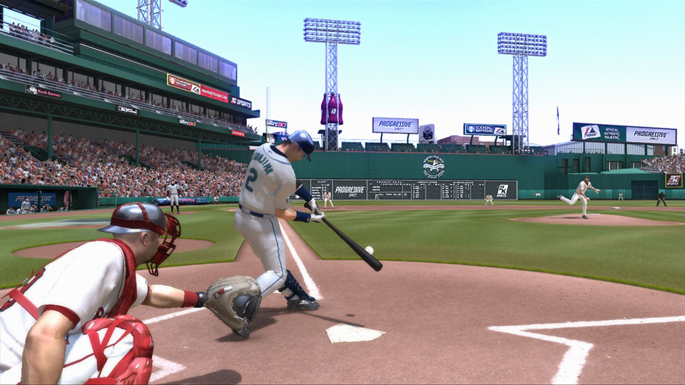 Pantallazo de Major League Baseball 2K7 para Xbox 360