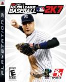Caratula nº 121202 de Major League Baseball 2K7 (423 x 500)