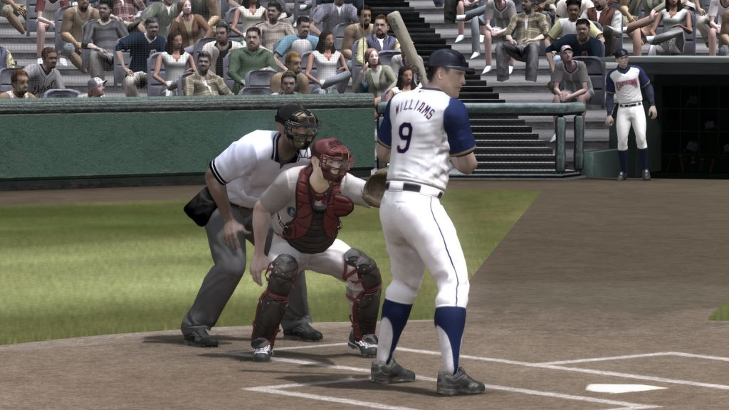 Pantallazo de Major League Baseball 2K8 para PlayStation 3