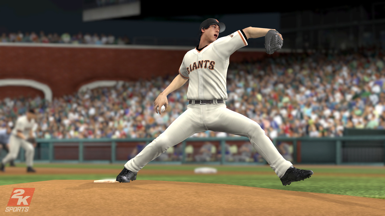 Pantallazo de Major League Baseball 2K9 para PlayStation 3