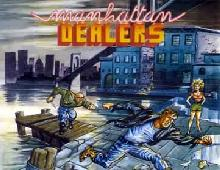 Caratula de Manhattan Dealers (a.k.a. Operation: Clean Streets) para PC
