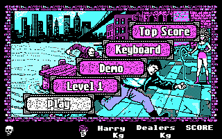 Pantallazo de Manhattan Dealers (a.k.a. Operation: Clean Streets) para PC