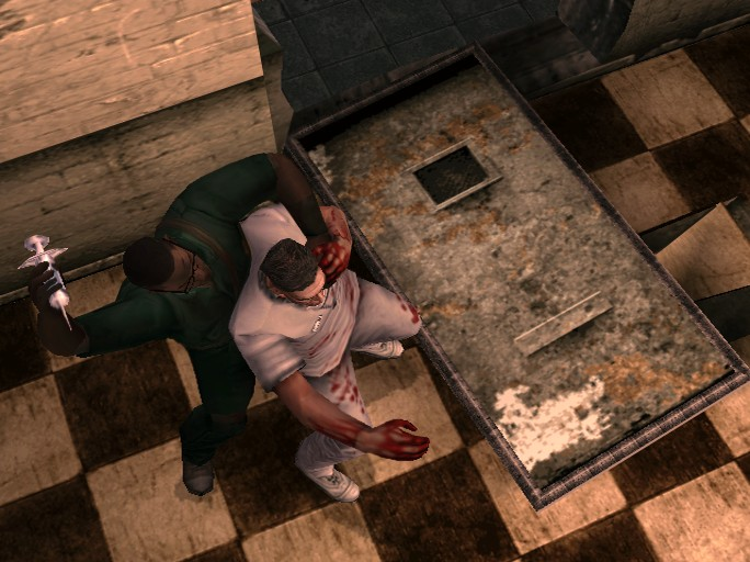 Pantallazo de Manhunt 2 para PlayStation 2