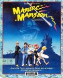 Carátula de Maniac Mansion