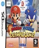 Caratula nº 113788 de Mario & Sonic at the Olympic Games (520 x 468)